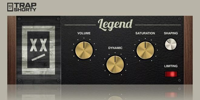 Legend VST Mixing Tool Released by TrapXshorty