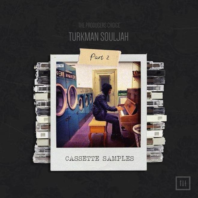 Cassete Samples Vol 2 by Turkman Souljah