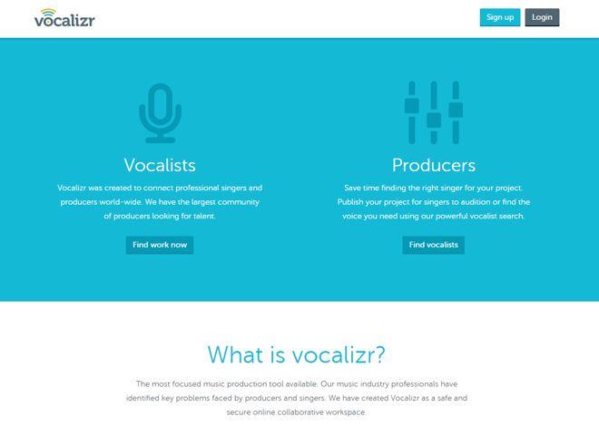 Vocalizr