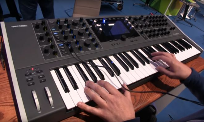 Quantum Synthesizer by Waldorf