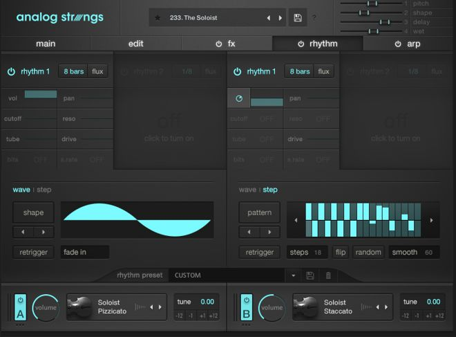 Analog Strings Kontakt