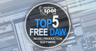 TOP 5 Best FREE DAW Music Production Software