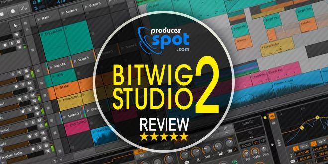 Bitwig Studio 2 Music Production Software