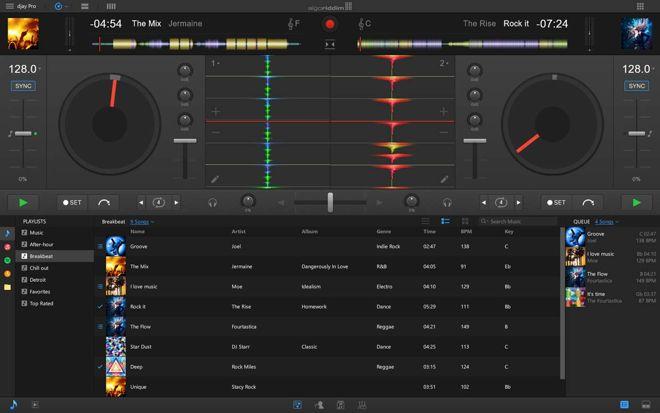 djay Pro DJ Software