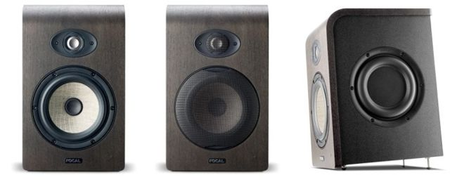 Musikmesse 2017 Shape Monitors by Focal