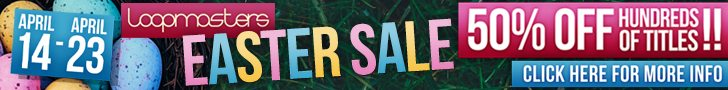 Loopmasters Easter Sale