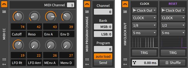 MIDI Devices