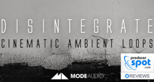 Disintegrate Mode Audio Review