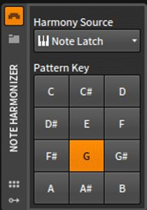 Note Harmonizer