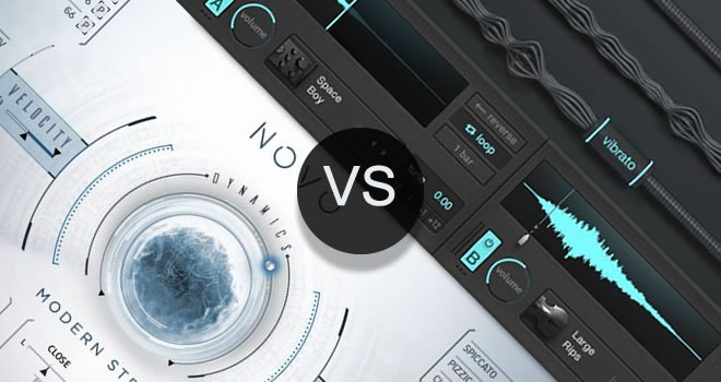 NOVO vs Analog Strings