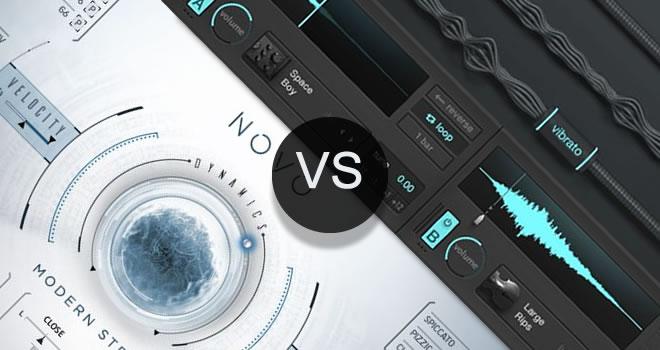 NOVO vs Analog Strings