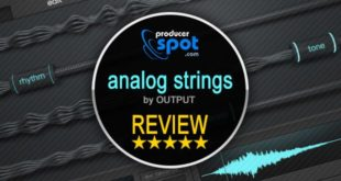 "Review: ""Analog Strings"" for Kontakt by Output"