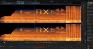 iZotope iZotope RX 6 Audio Repair Software