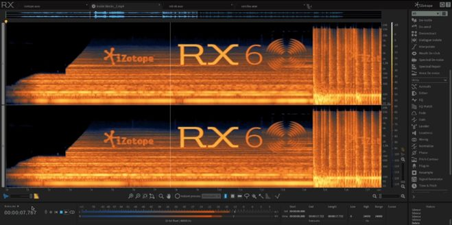 RX 6 Audio Repair Software Released by iZotope