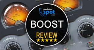 Review: Boost Dynamic Processor by Sample Magic