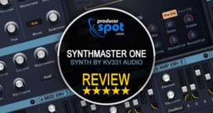Synthmaster One Synth Review