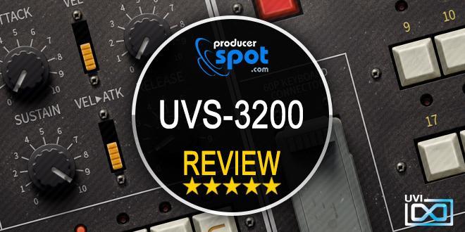UVS-3200 Virtual Instrument