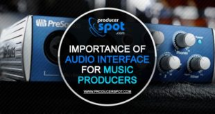 Importance of Audio Interface