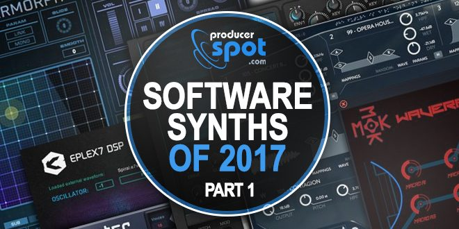 Best Software Synthesizers 2017