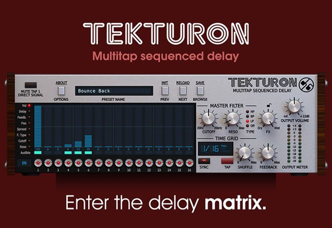 Tekturon VST Plugin