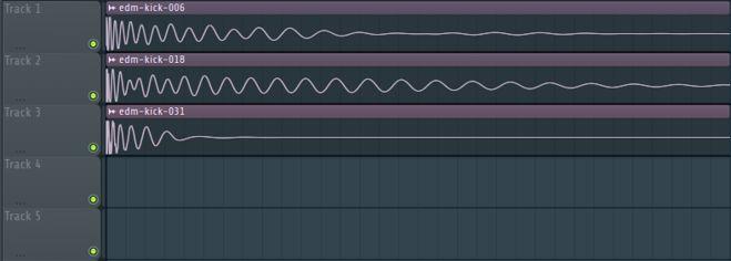 FL Studio Sound Layering Drums