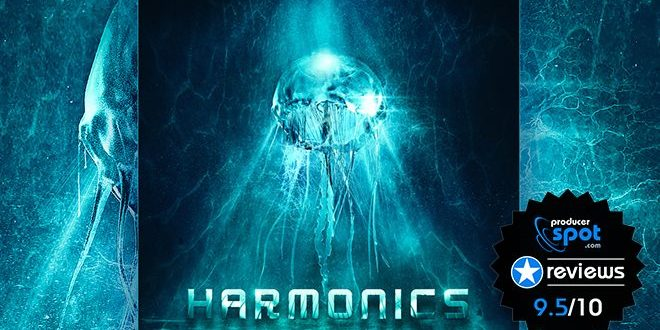 Review: HARMONICS Sample Pack by SampleTraxx