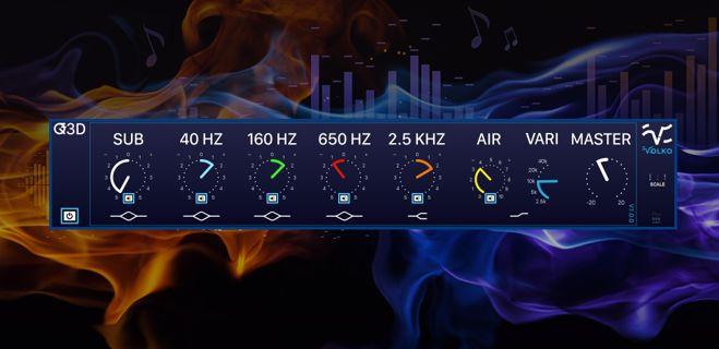 Free Q3D Equalizer Plugin