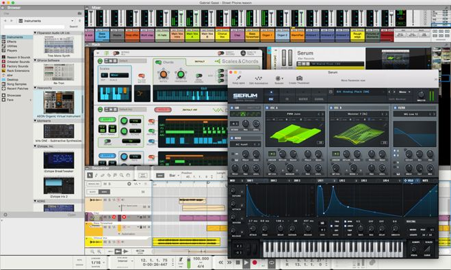 Reason Serum VST