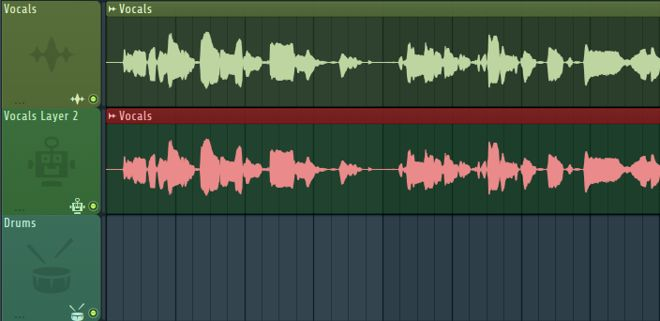 Vocal Layers