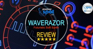 Review: Waverazor Virtual Synth by MOK / Tracktion