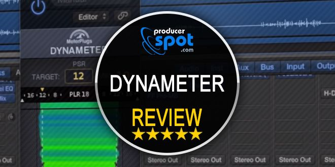 Review: Dynameter Metering Plugin by MeterPlugs • ProducerSpot