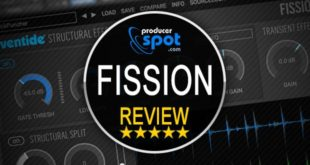 Review: Fission Multi-Effect Plugin by Eventide
