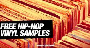 Free Hip-Hop Vinyl Samples (Sound Kits) by r-loops
