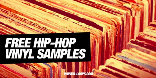 Free Hip-Hop Vinyl Samples