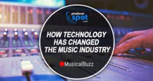How Technology Has Changed The Music Industry