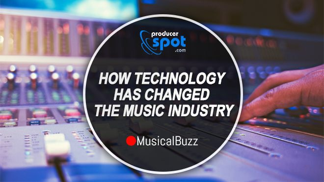 how technology changed music It is a curious fact that the enormous changes in musical culture precipitated by sound recording began to attract the attention of music scholars only after many.