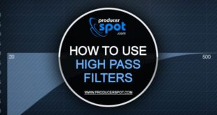 Mixing Tips: How To Use The High Pass Filters