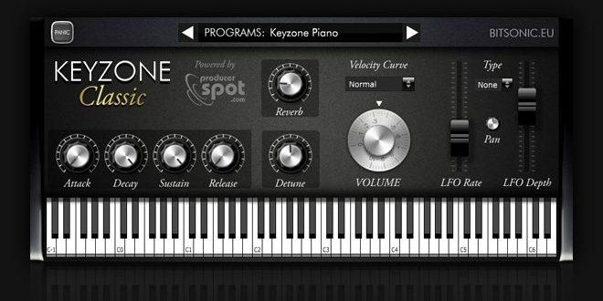 KeyZone Classic 1.0 FREE Piano VST by BitSonic