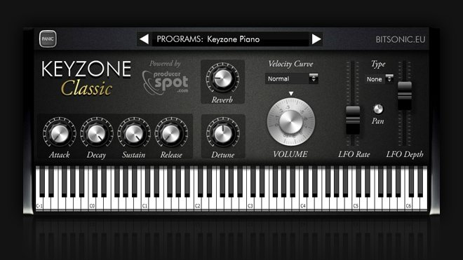 Keyzone Classic FREE | Cakewalk Forums