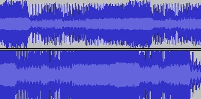 Loudness War Example
