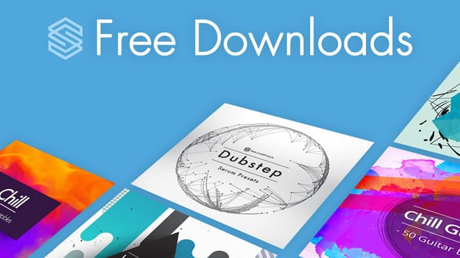 SoundShock Free Sample Packs