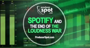 Spotify and the END of The Loudness War
