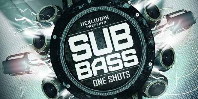 Sub Bass 808 Bass Sample Pack Released by Hex Loops