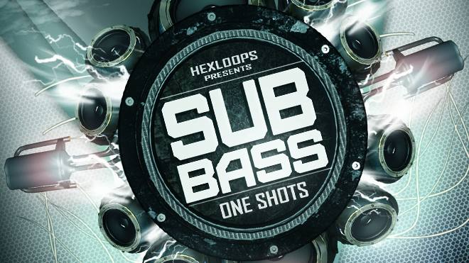 Sub Bass 808 Bass Sample Pack