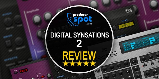 UVI Digital Synsations Vol 2 Review