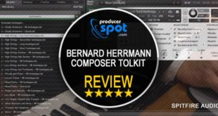 Review: Bernard Herrmann Composer Toolkit