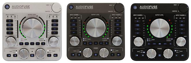 Audiofuse Models