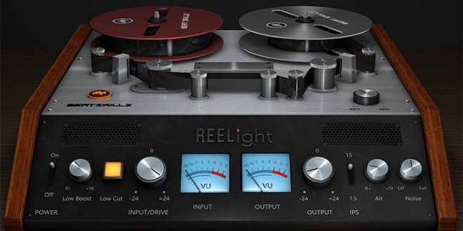 Reelight Saturation Plugin Released by BeatSkillz