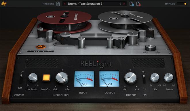 Reelight Saturation Plugin Released by BeatSkillz • ProducerSpot