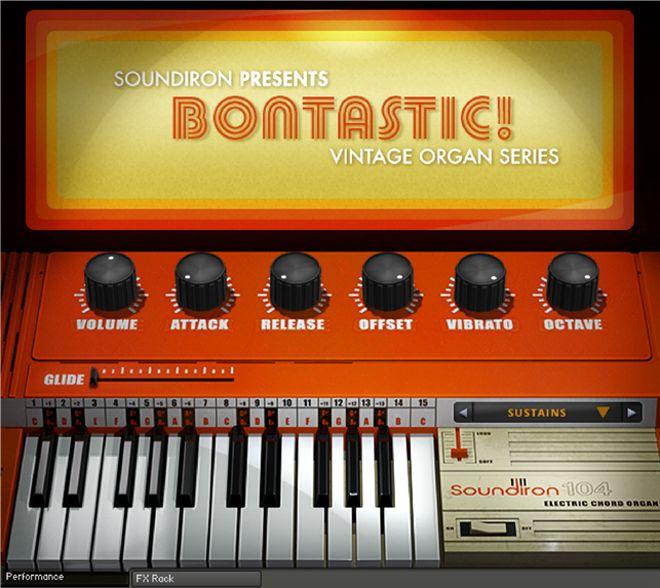Bontastic KONTAKT Instrument